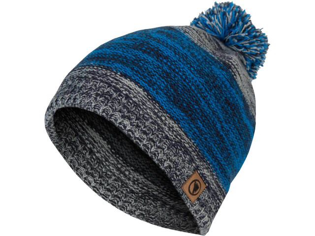 Endura One Clan Bonnet À Pompon Homme, navy blue